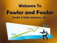 Hire Professional Credit Repair Agency