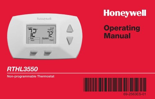 Honeywell Thermostat Rthl3550D1006 Wiring Diagram from img.yumpu.com