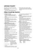 KitchenAid STEAM 1400/P WP - Washing machine - STEAM 1400/P     WP - Washing machine CS (859294449200) Mode d'emploi - Page 2