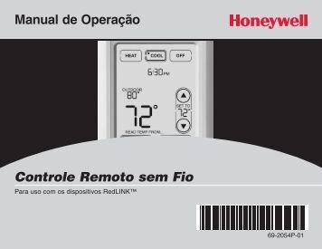 honeywell focuspro 5000 user manual
