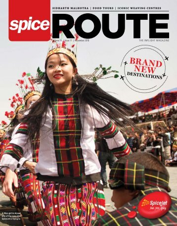 Spice route november 2016 issue
