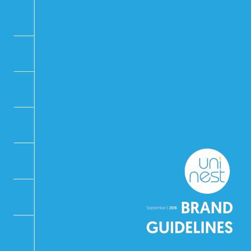 Unines Brand guidelines Email