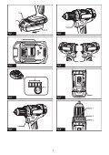 Makita Perceuse visseuse 18 V Li-Ion Ø 13 mm (Machine seule) - DDF482Z - Notice - Page 2