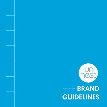 Unines Brand guidelines - Print