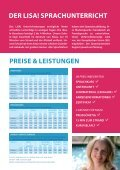 LISA! Sprachreisen Nizza 2017 - Kurse und Preise - Seite 3