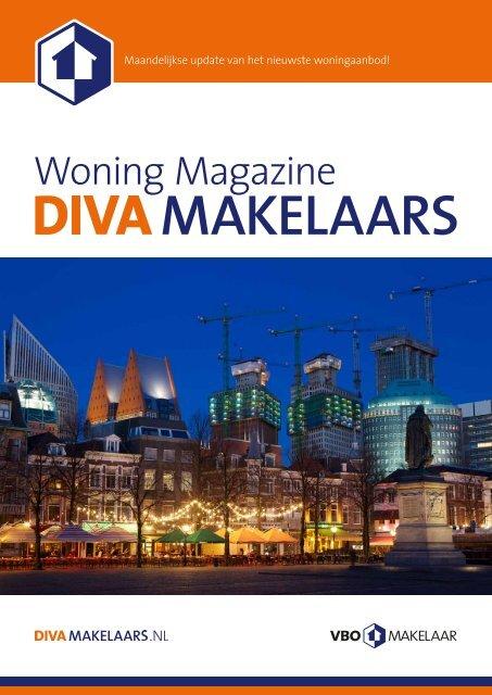 DIVA Woningmagazine, #1 november 2016