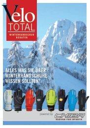 Der VeloTOTAL - Winterhandschuh-Berater für den Radfahrer