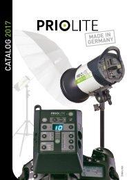 Priolite Catalog 2017 English