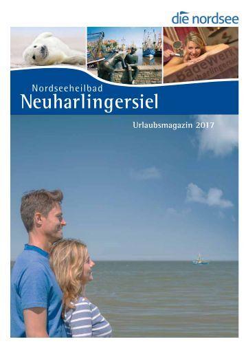 Neuharlingersiel Urlaubsmagazin 2017