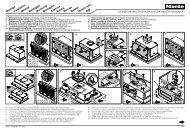 Miele DA 2510 - Plan de montage