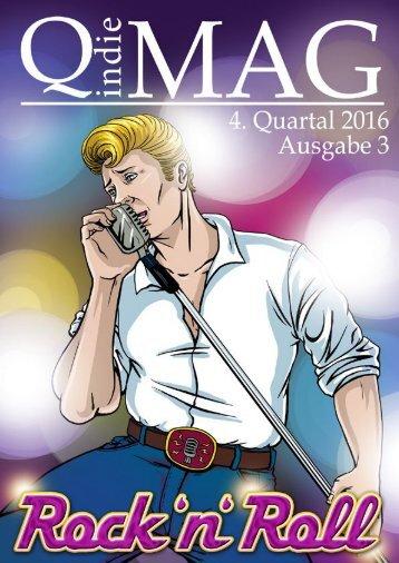 Q-Mag 2016: Rock `n` Roll, Ausgabe 3