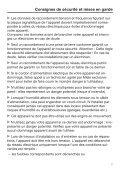 Miele FN 26062 ws - Mode d'emploi et instructions de montage - Page 7