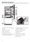 Miele KFN 37282 iD - Mode d'emploi et instructions de montage - Page 6