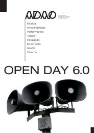 PRESS RELEASE OPEN DAY 6.0