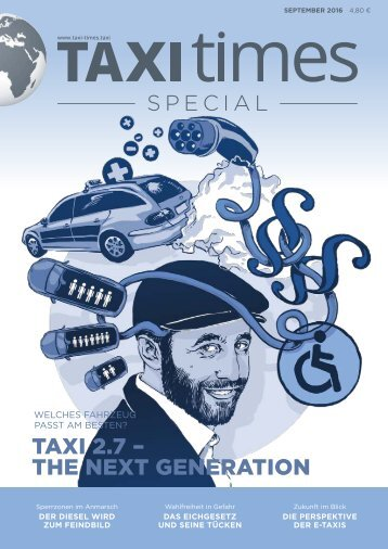 Taxi Times Special 2016 - Kauf