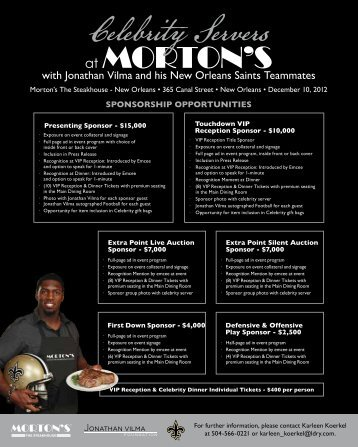 here - The Jonathan Vilma Foundation