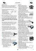 KitchenAid JT 369 MIR - Microwave - JT 369 MIR - Microwave RO (858736915990) Istruzioni per l'Uso - Page 5