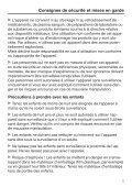 Miele KFN 29233 D ws - Mode d'emploi et instructions de montage - Page 5