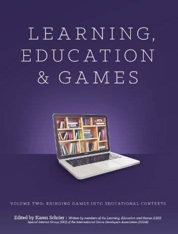 Learning Education and Games