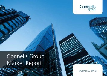 Connells Group Market Report
