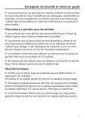 Miele TMG640 WP SFinish&Eco - Mode d'emploi - Page 7