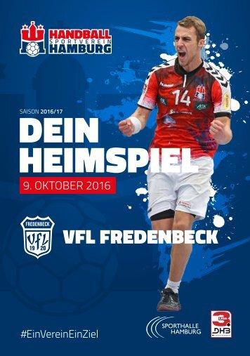 #03 VfL Fredenbeck - DEIN Heimspiel