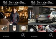 Broschüre Mehr Mercedes-Benz Pkw Herbst 2016_Web