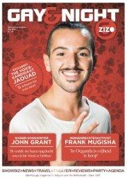 Gay&Night-ZiZo Mei 2013