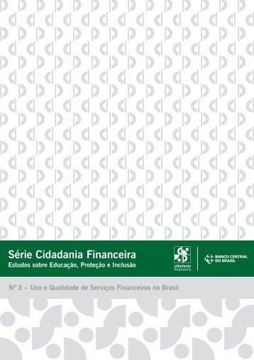 Série Cidadania Financeira