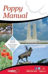 Poppy Manual