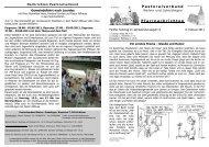 06. Februar bis 13. Februar 2011 - Pastoralverbund Welver ...
