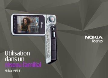 Nokia N93i - Nokia N93i Guide dutilisation