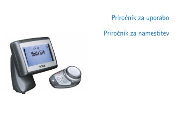 Nokia CK-616 - Nokia CK-616 mode d'emploi