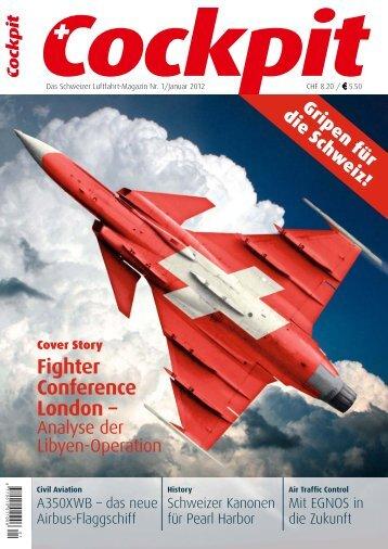 Fighter Conference London – - Cockpit