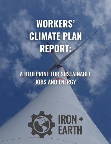 WORKERS' CLIMATE PLAN REPORT