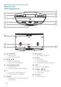 Philips Station d'accueil avec Bluetooth® - Mode d'emploi - SWE - Page 5