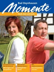 Editorial Momente 2 | 2007 - Bad Oeynhausen