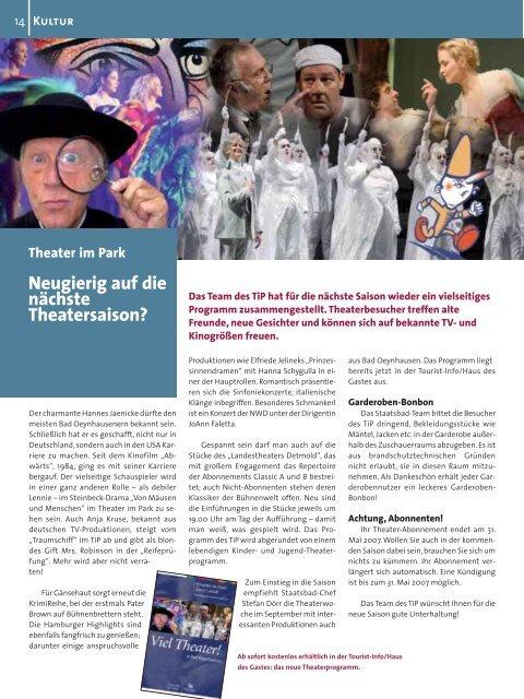 Editorial Momente 2 | 2007 - Bad Oeynhausen