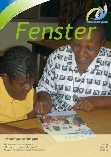 Leser - Gangelter Einrichtungen Maria Hilf