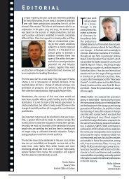 Editorial - SWISS AUDIOVISUAL GUIDE