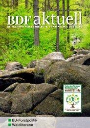 Ausgabe 05/11 - BDF