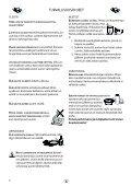 KitchenAid JT 369 MIR - Microwave - JT 369 MIR - Microwave FI (858736915990) Istruzioni per l'Uso - Page 4