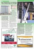 Urlaub in Geranien - Alsdorfer Stadtmagazin - Seite 6
