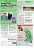 Urlaub in Geranien - Alsdorfer Stadtmagazin - Seite 7