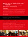 2nd Albanian Security Forum [ENG] - Page 4