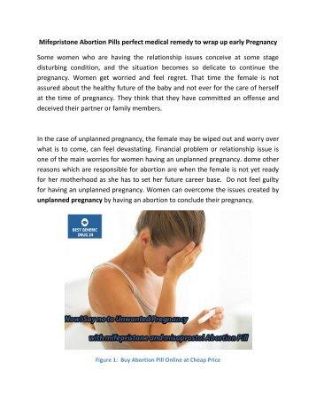 Buy Mifepristone Misoprostol Abortion Pills Online