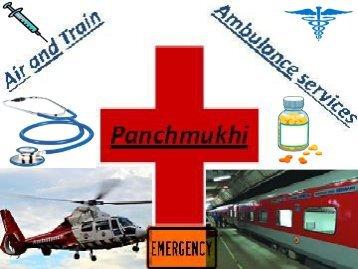 Panchmukhi Air and Train Ambulance Services Imphal-Shillong
