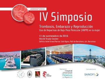 IV Simposio