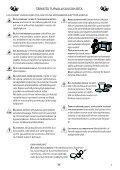 KitchenAid VT 265 FB - Microwave - VT 265 FB - Microwave FI (858726599880) Istruzioni per l'Uso - Page 3