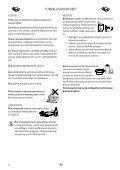 KitchenAid VT 265 FB - Microwave - VT 265 FB - Microwave FI (858726599880) Istruzioni per l'Uso - Page 4